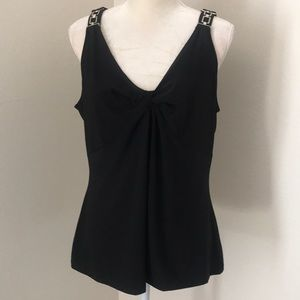 White House Black Market Sleeveless Top